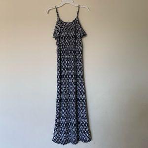 Macy's Miss Understood Aztec Maxi Dress Girls
